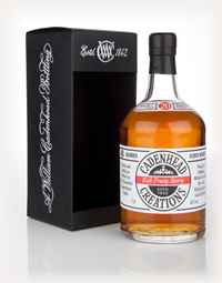 Rich Fruity Sherry Wood 20 Year Old - Cadenhead Creations