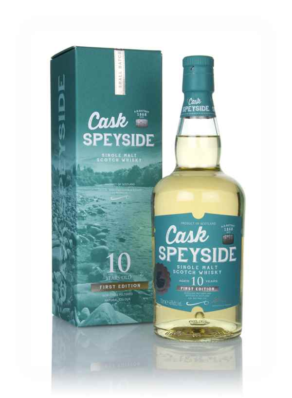 Cask Speyside 10 Year Old (A.D. Rattray)