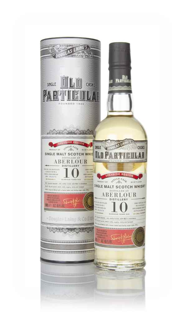 Aberlour 10 Year Old 2008 (cask 13174) - Old Particular (Douglas Laing)
