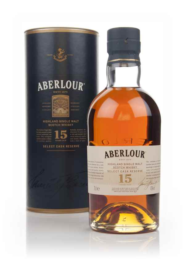 Aberlour 15 Year Old Select Cask Reserve