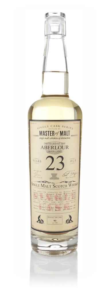 Aberlour 23 Year Old June 1992 - Single Cask (Master of Malt)