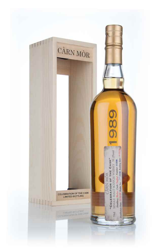 Aberlour 24 Year Old 1989 (cask 11338) - Celebration Of The Cask (Càrn Mòr)