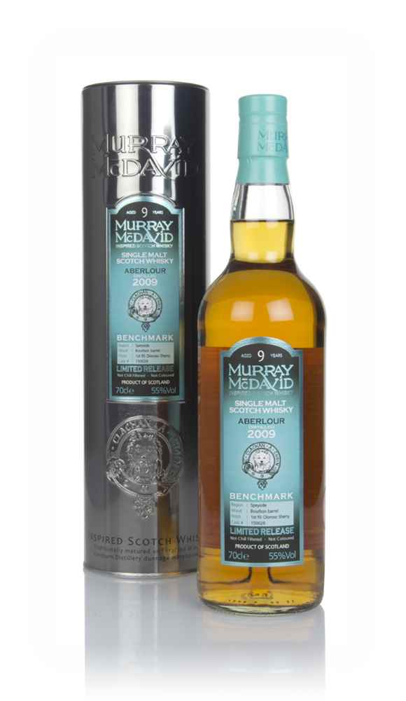 Aberlour 9 Year Old 2009 (cask 150026) - Benchmark (Murray McDavid)