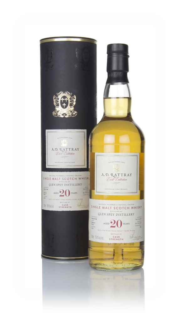 Glen Spey 20 Year Old 1997 (cask 5980) - Cask Collection (A.D. Rattray)