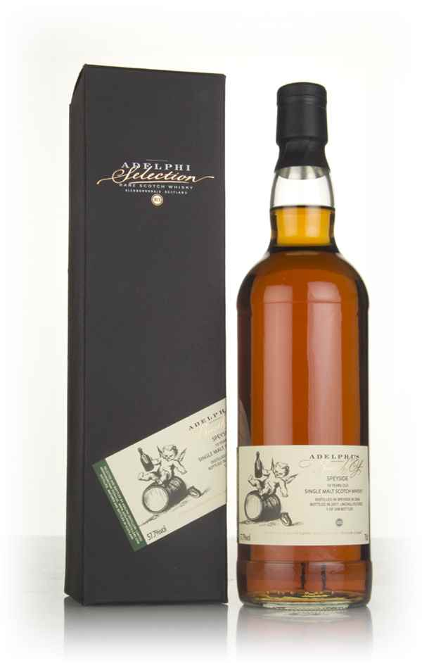 Breath of Speyside 10 Year Old 2006 (Adelphi) (57.7%)