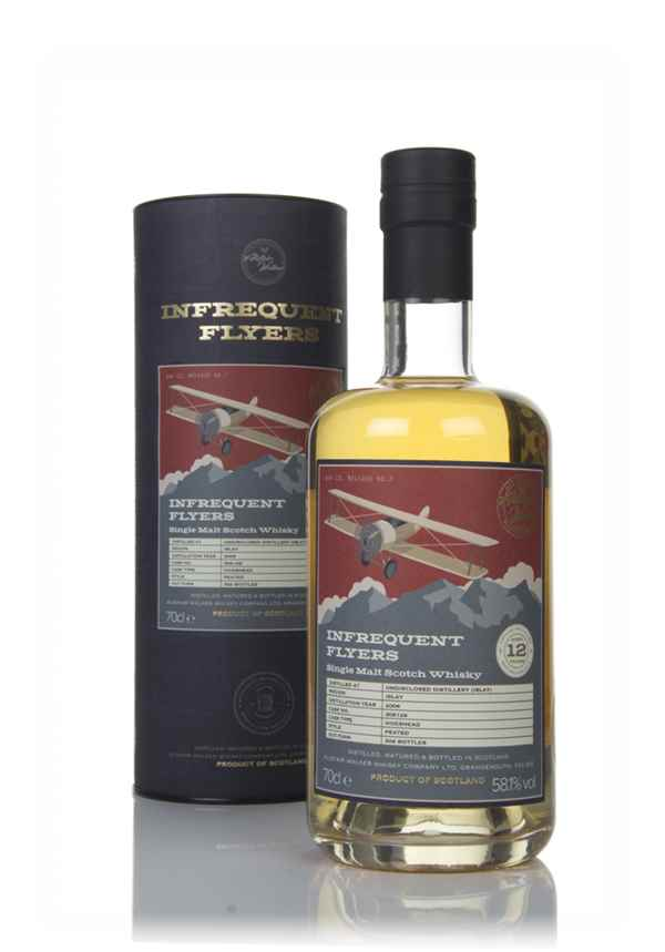 Islay 12 Year Old 2006 (cask 306126) - Infrequent Flyers (Alistair Walker)