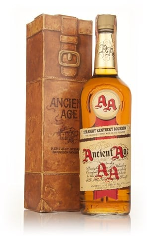 Ancient Age Kentucky Bourbon - 1980s
