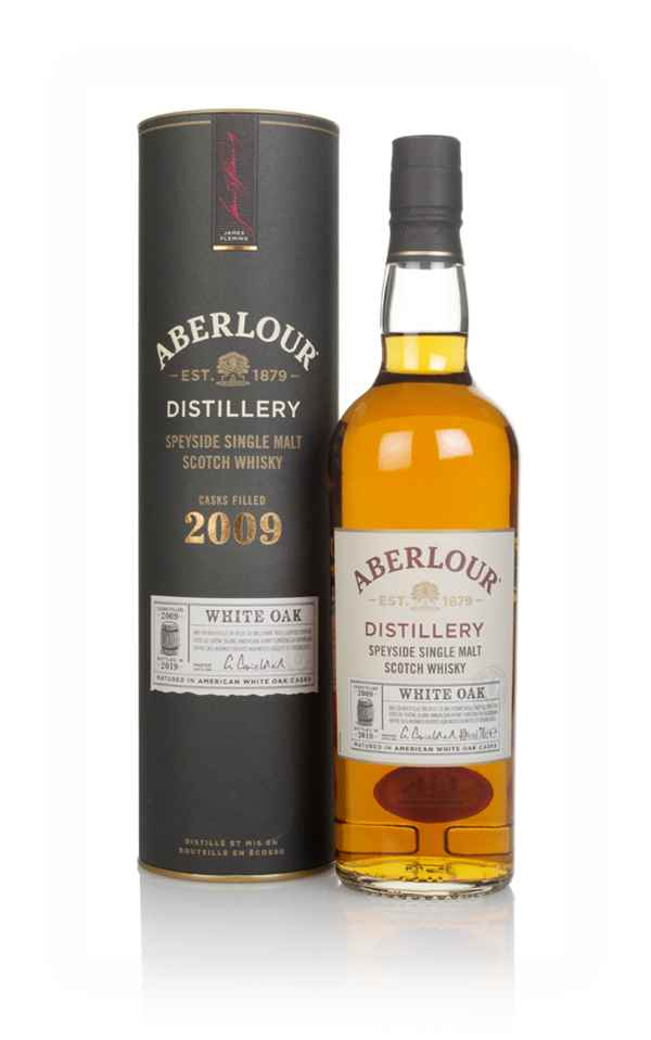 Aberlour 2009 (bottled 2019) - White Oak Cask Maturation