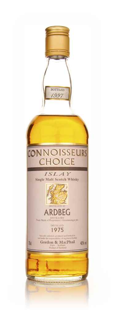 Ardbeg 1975 - Connoisseurs Choice (Gordon and MacPhail)