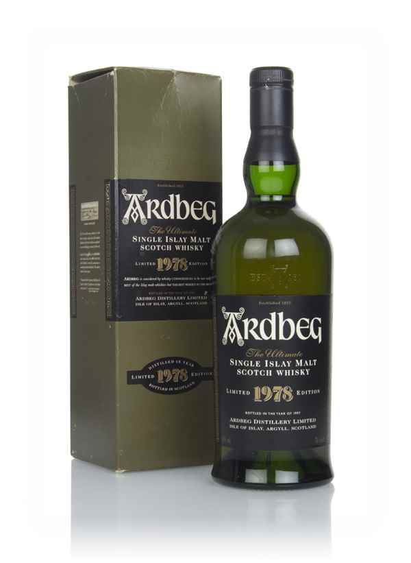 Ardbeg 1978 (bottled 1997)