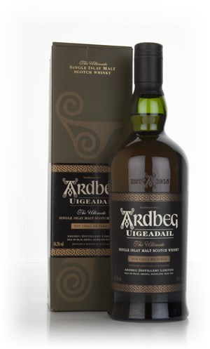 Ardbeg Uigeadail (damaged box)