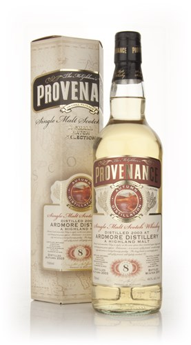 Ardmore 8 Year Old 2003 - Provenance (Douglas Laing)