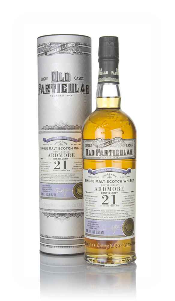 Ardmore 21 Year Old 1997 (cask 12984) - Old Particular (Douglas Laing)