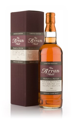 Arran Port Cask Finish (2004 Release)
