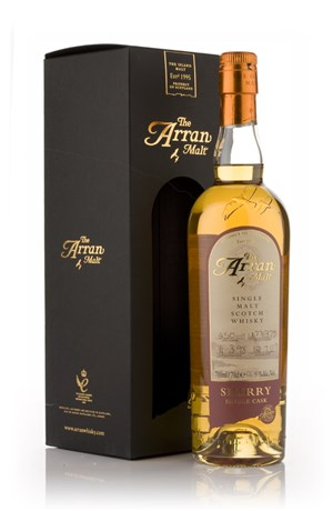 Arran Sherry Cask Finish (2007 Release)