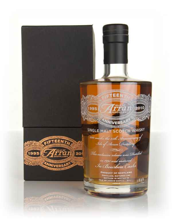 Arran 15 Year Old 1995 - Fifteenth Anniversary