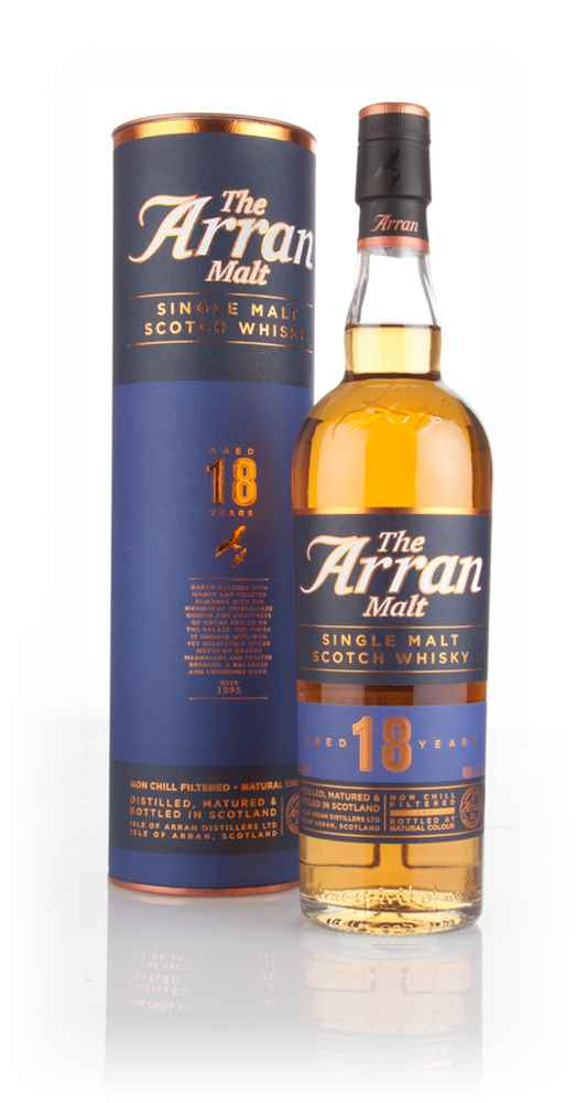 Arran 18 Year Old (Old Bottling)