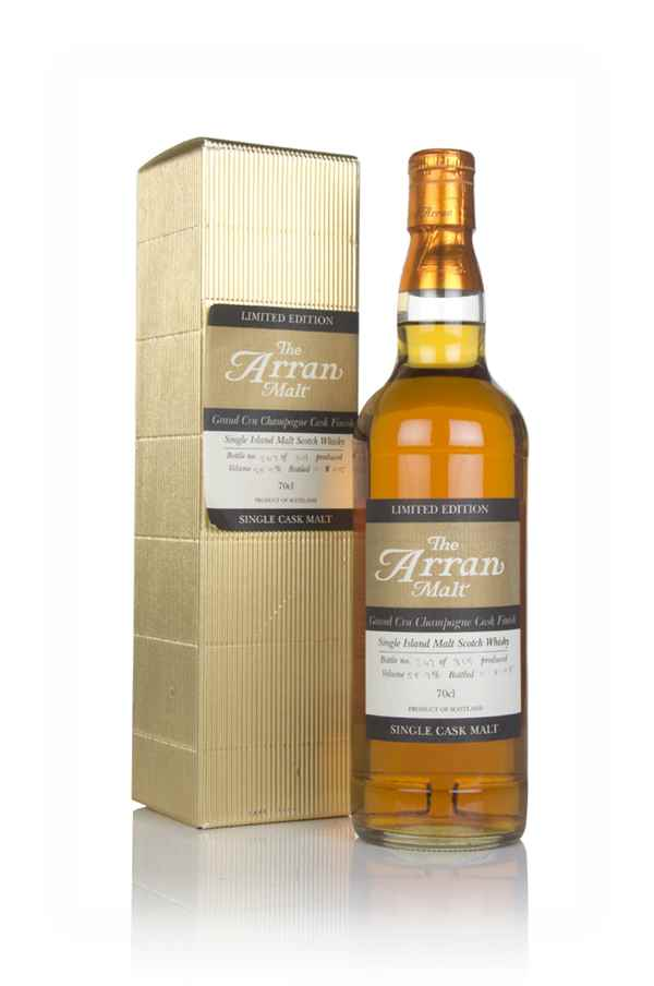 Arran Grand Cru Champagne Cask Finish (Boxed)