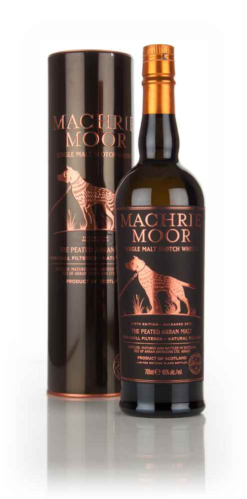 Arran Machrie Moor Peated - Batch 6