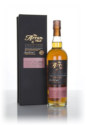 Arran Premium Single Cask 1998 (cask 815) - Sherry Cask