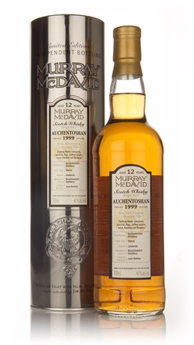 Auchentoshan 12 Year Old 1999 (Murray McDavid)