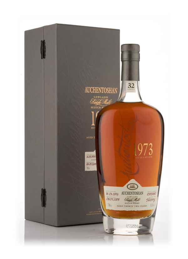 Auchentoshan 32 Year Old 1973
