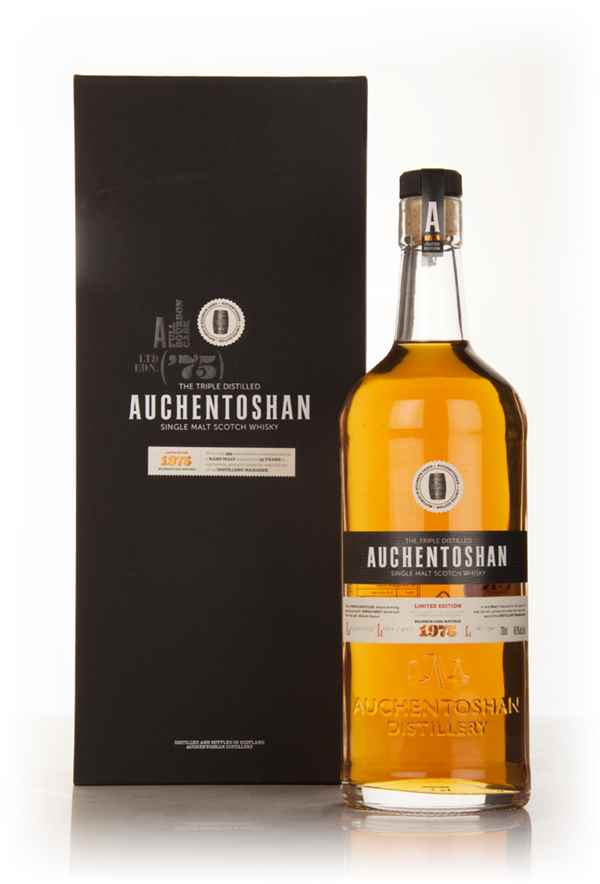 Auchentoshan 35 Year Old 1975 - Bourbon Cask Matured