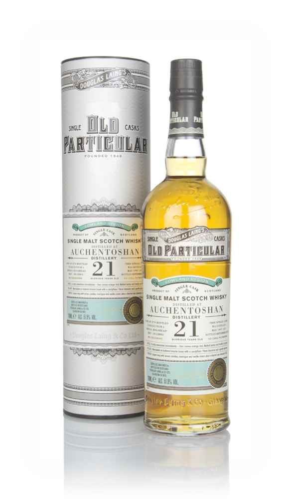Auchentoshan 21 Year Old 1997 (cask 12805) - Old Particular (Douglas Laing)