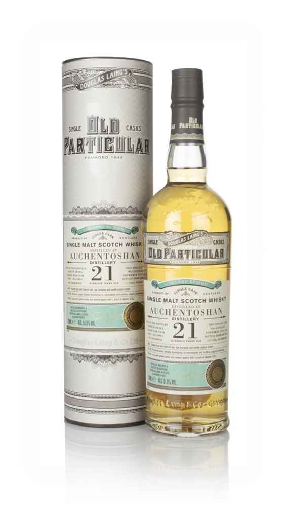 Auchentoshan 21 Year Old 1997 (cask 13064) - Old Particular (Douglas Laing)
