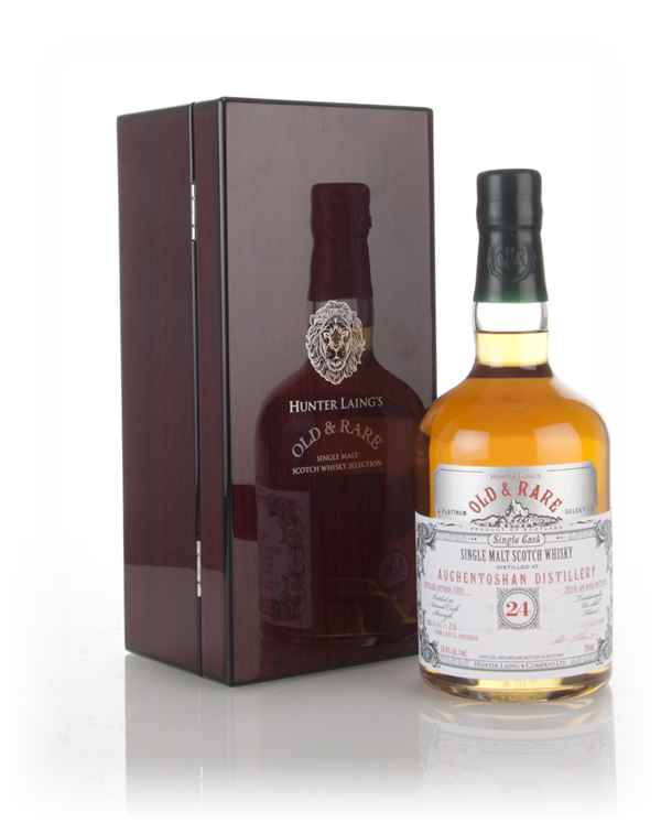 Auchentoshan 24 Year Old 1991 - Old & Rare Platinum (Hunter Laing)