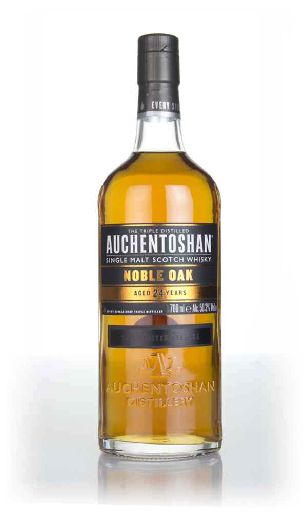 Auchentoshan 24 Year Old Noble Oak