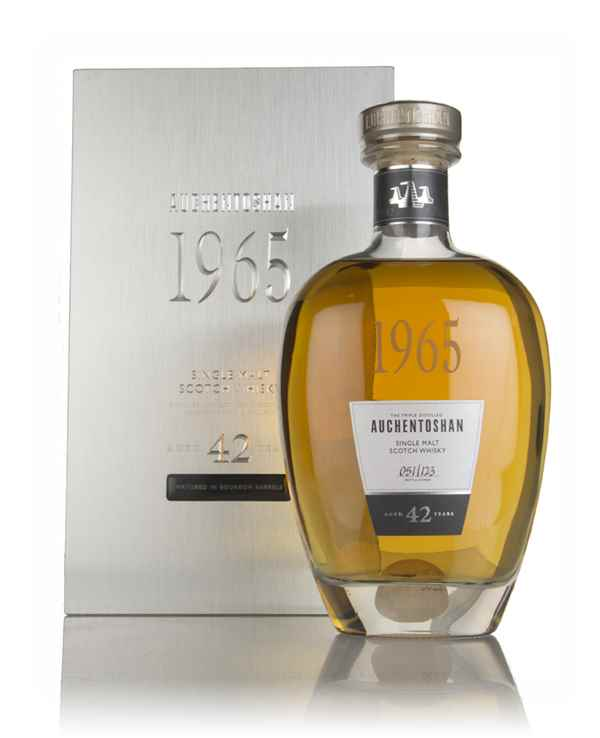 Auchentoshan 42 Year Old 1965