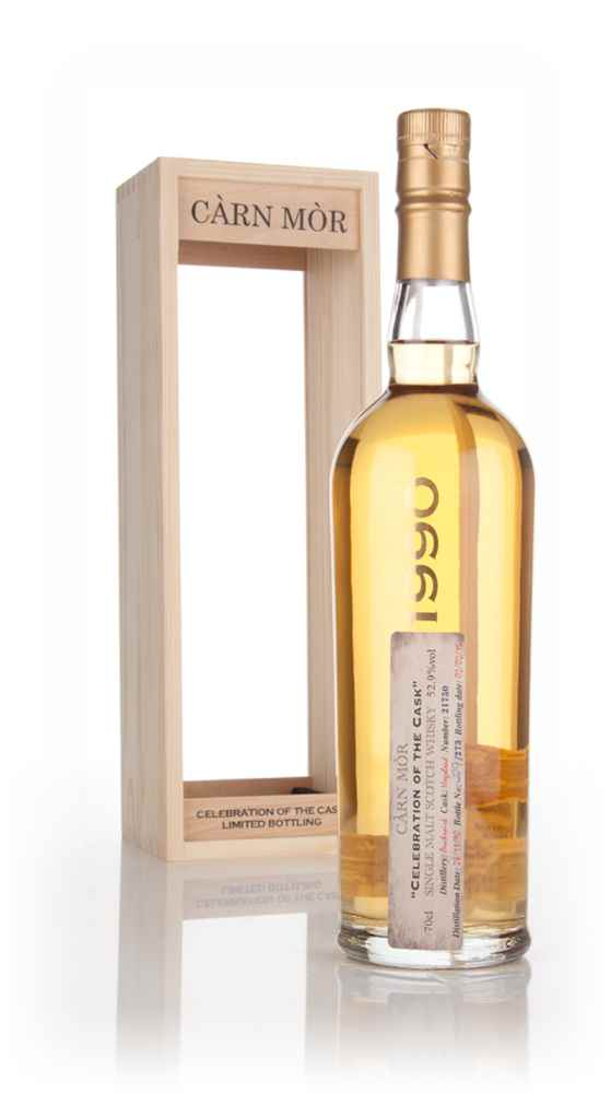 Auchroisk 24 Year Old 1990 (cask 21750) Celebration of the Cask (Càrn Mòr)