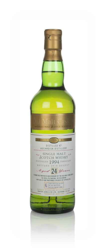 Auchroisk 24 Year Old 1994 - Old Malt Cask (Hunter Laing)
