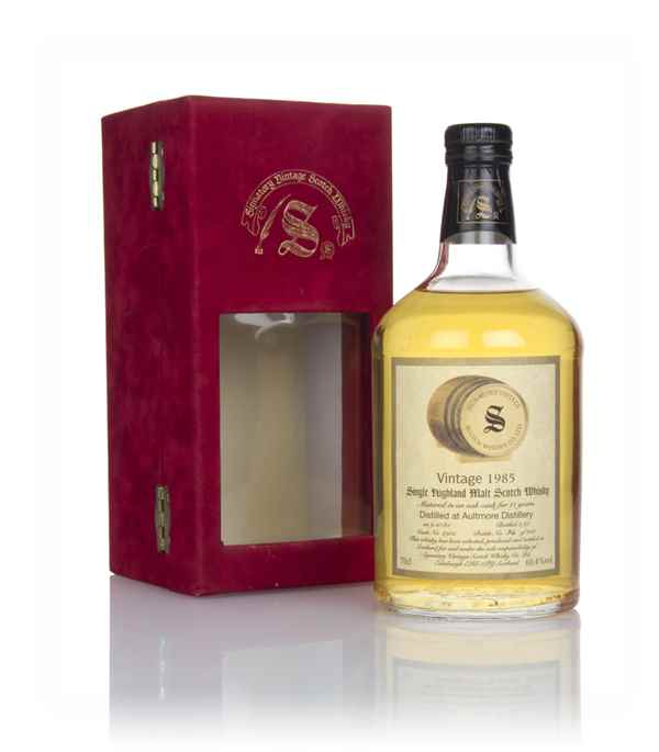 Aultmore 11 Year Old 1985 (cask 2905)  - Signatory