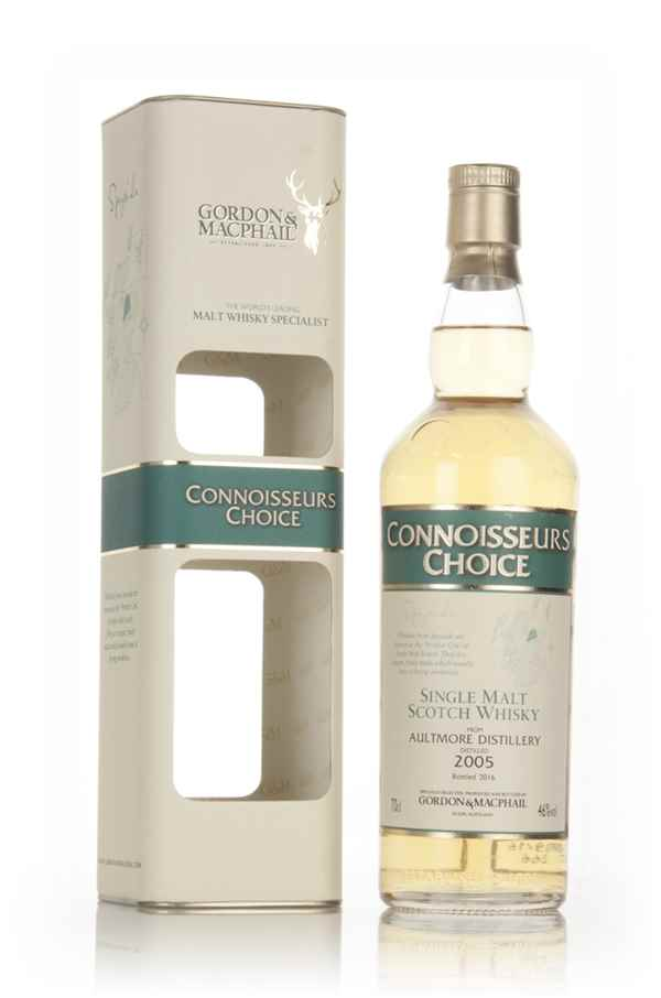 Aultmore 2005 (bottled 2016) - Connoisseurs Choice (Gordon & MacPhail)