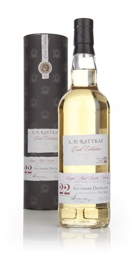 Aultmore 22 Year Old 1991 (cask 6087) - Cask Collection (A.D. Rattray)