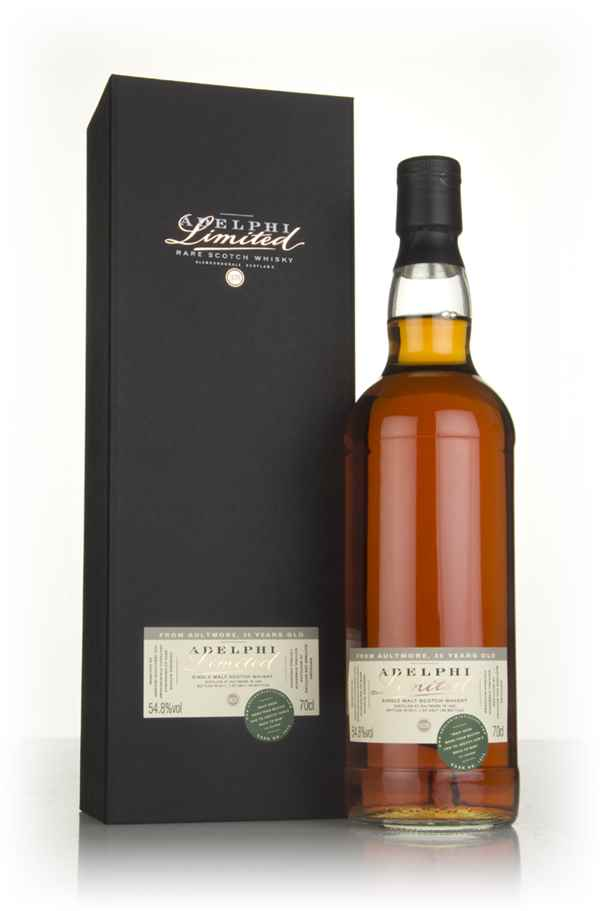 Aultmore 35 Year Old 1982 (cask 1575) (Adelphi)