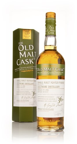 Aultmore 36 Year Old 1974 - Old Malt Cask (Douglas Laing)
