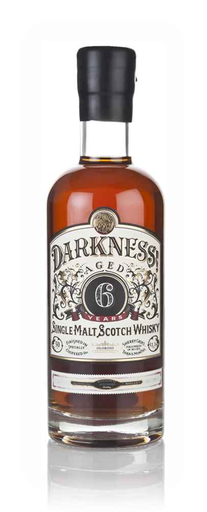 Darkness! Aultmore 6 Year Old Oloroso Cask Finish
