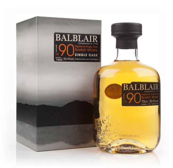 Balblair 1990 Islay Cask 1466 (Master of Malt)