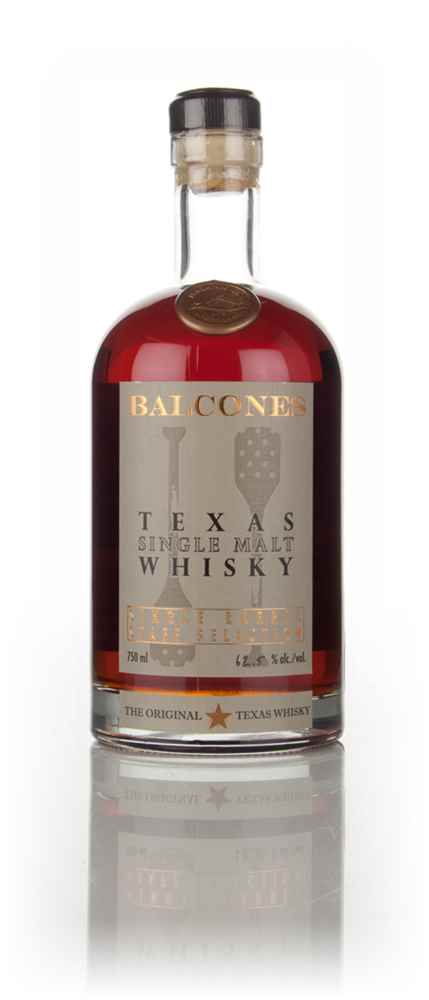 Balcones Single Barrel Staff Selection (cask 3549)