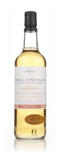 Balmenach 21 Year Old - Jewels of Scotland (Lombard)