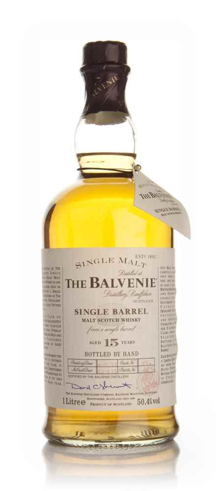 Balvenie Single Barrel 15 Year Old (Rare)
