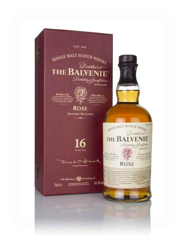 Balvenie 16 Year Old Rose (2nd Release)