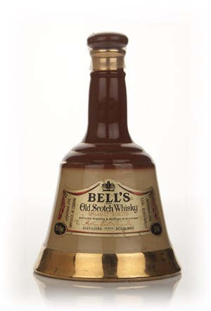 Bell's Blended Scotch Whisky Decanter - 1970s