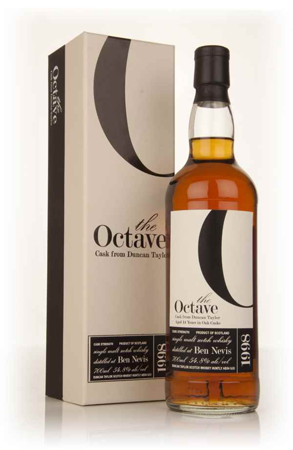Ben Nevis 14 Year Old 1998 (cask 361558) - The Octave (Duncan Taylor)