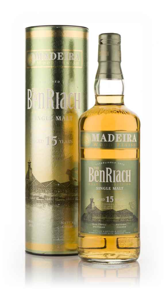 BenRiach 15 Year Old (Madeira Finish)