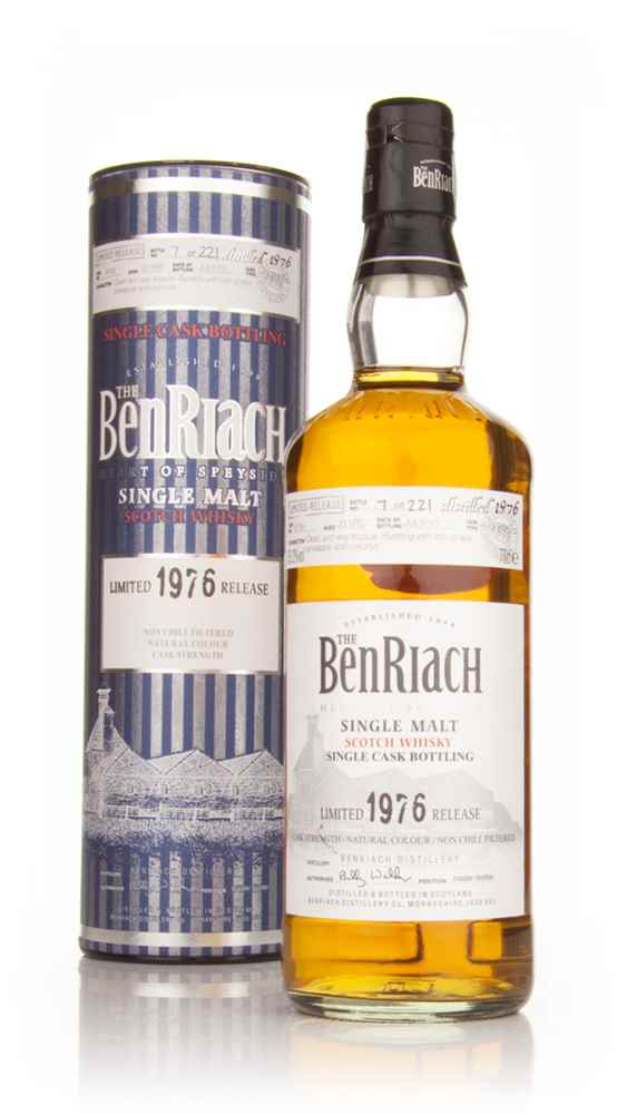 BenRiach 33 Year Old 1976