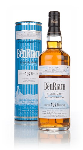 BenRiach 37 Year Old 1976 (cask 2013)
